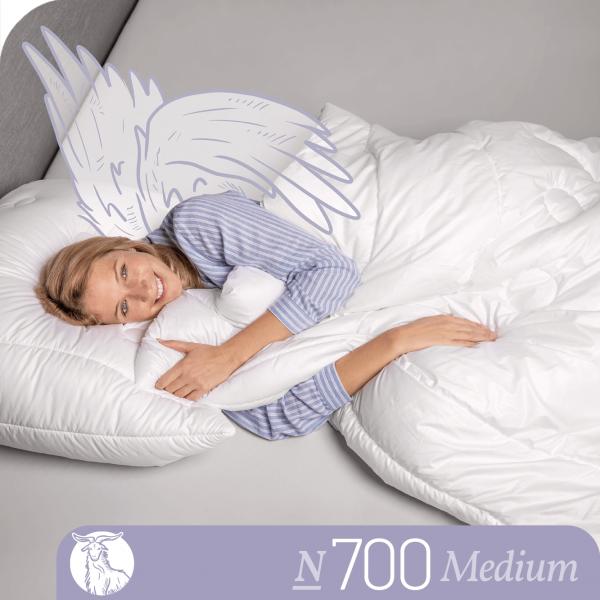 Schlafstil Cashmerebettdecke N700, Medium, Titelbild