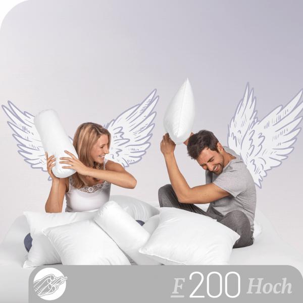 Schlafstil Faserkissen F200, Titelbild