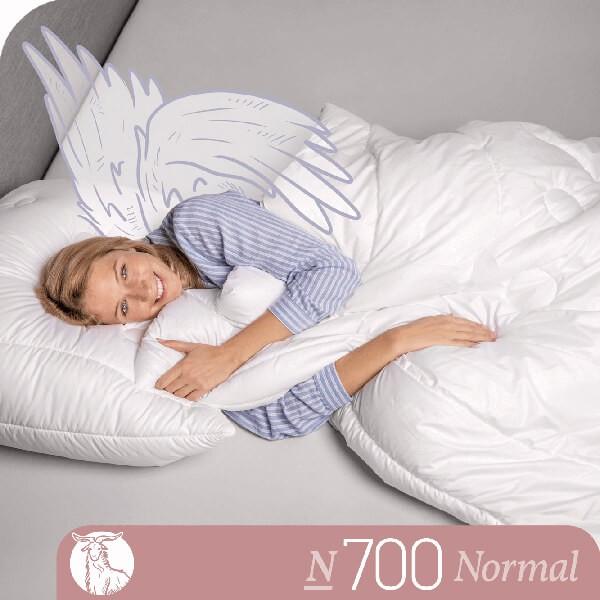 Schlafstil Cashmerebettdecke N700, Normal, Titelbild