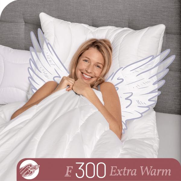Schlafstil Faserbettdecke F300, Extra Warm, Titelbild