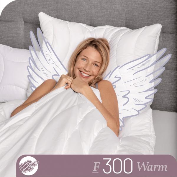 Schlafstil Faserbettdecke F300, Warm, Titelbild