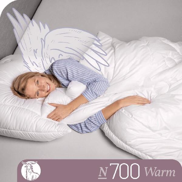 Schlafstil Cashmerebettdecke N700, Warm, Titelbild