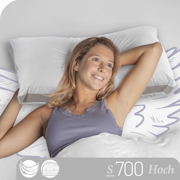 Schlafstil Klima Nackenstützkissen S700, Titelbild