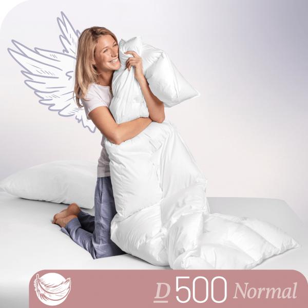 Schlafstil Daunenbettdecke D500, Normal, Titelbild