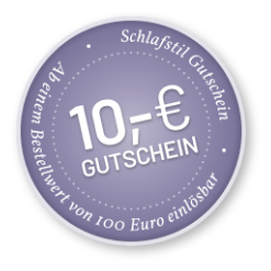 Badge Newsletter Gutschein